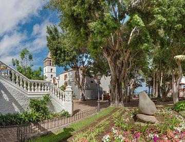 Parroquia San Marcos, Icod de los Vinos, Tenrife Kanarische Inseln, Spanien von Rene van der Meer