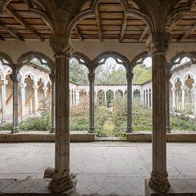 klooster tuin van dafne Op 't Eijnde
