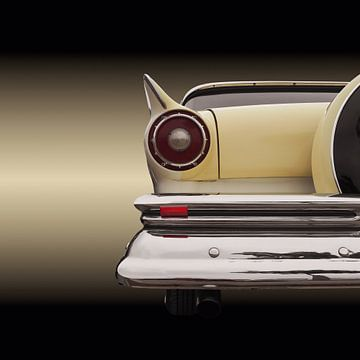 Canadese oldtimer 1957 Rideau 500