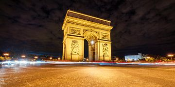 Paris Triumphbogen  von davis davis