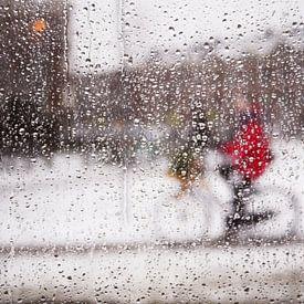 Raindrops van Dana Marin