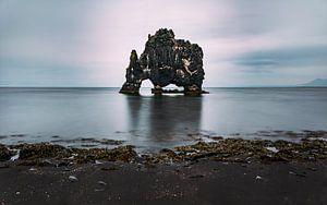 Hvitserkur, North-West Iceland