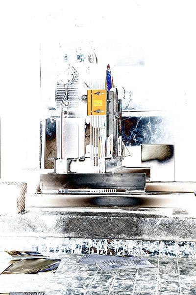 Aufzugsmotor von Paquita Six