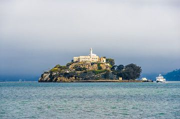 Alcatraz von Han van der Staaij