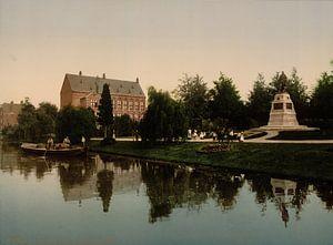 Van der Werfpark, Leiden van