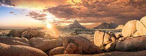 Spitzkoppe Sunset