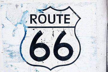 Route 66 van Peter Nijsen