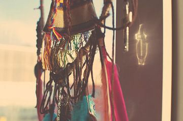 Bohemian dromenvanger lichtreflectie van Coco Gonzalez