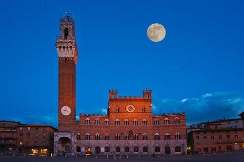 Siena, Italien  von Gunter Kirsch