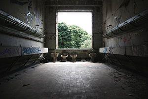 Fort de la Chartreuse   Waschraum 2