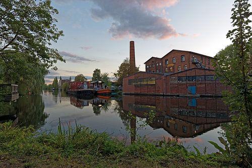 Honigfabrik Hamburg Wilhelmsburg van