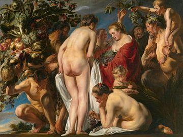 Allegorie der Fruchtbarkeit, Jacob Jordaens