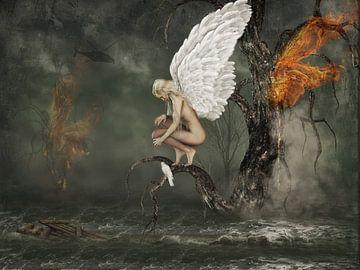 Der letzte Engel 2 van Andrea Tiettje