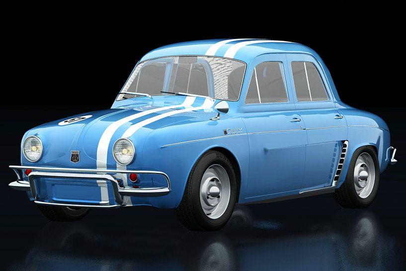 Renault Gordini von Jan Keteleer