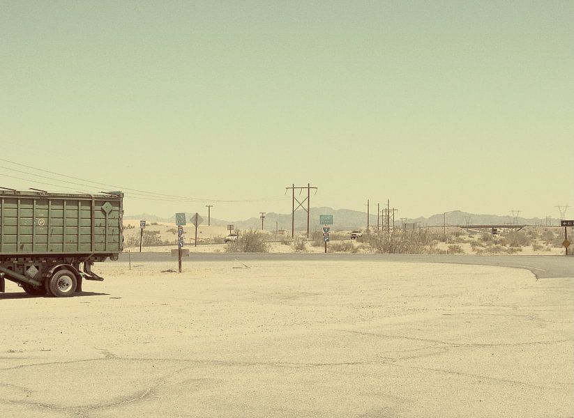 Hitte in Sonora Desert