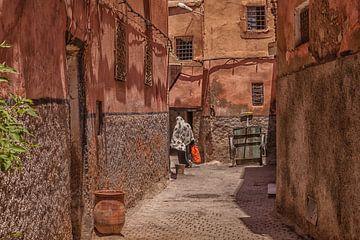 Marrakech in Marroko van