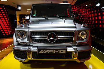 Mercedes G63 AMG front van Dennis van de Water