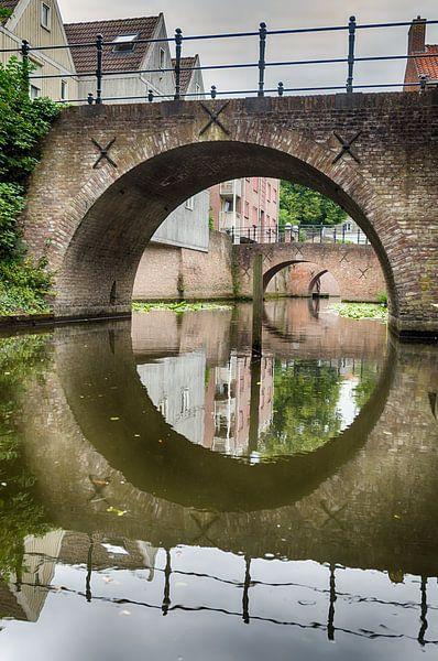 Bruggen in Den Bosch van Mark Bolijn
