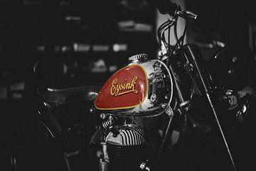 Eysink Oldtimer-Motorrad von Mijke Bressers