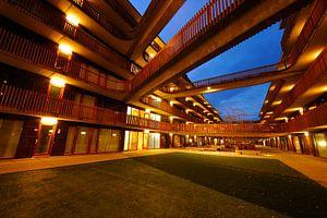 Appartementencomplex De Boemerang in Leidsche Rijn in Utrecht (1)
