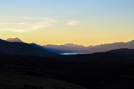 Zonsopkomst, Isle of Skye
