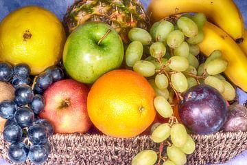 Fruitmand van Egon Zitter