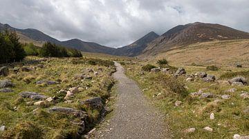 Carrauntoohil in Ierland van Robin Jongerden