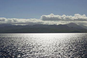 Überfahrt von Armadale nach Mallaig in Schottland - Ozean und Küste. von Babetts Bildergalerie