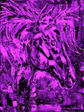 Pferdegeist von Kathleen Artist Fine Art