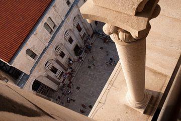 Palast des Diokletian von Sven Wildschut