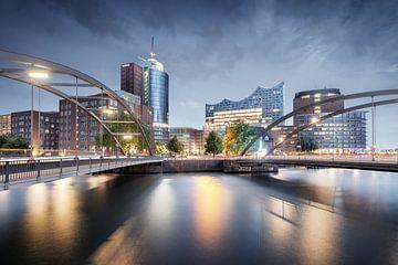 Hamburgse havenstad van Florian Schmidt
