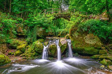 schiessentumpel waterval (2) van marc meijlaers