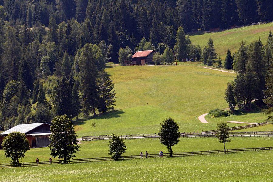 wandelen in Seefeld