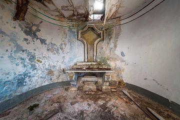 Altar im Niedergang von Kristof Ven