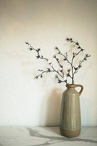 Schöne Vase von Mei Bakker