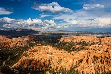 bryce canyon sur