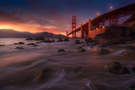 Duistere Golden Gate