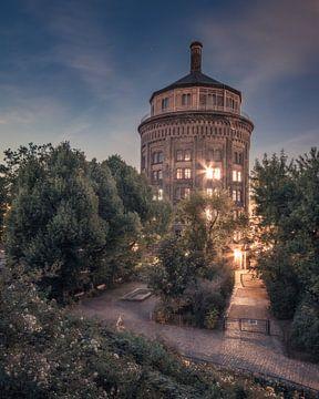 Oude watertoren in Prenzlauer Berg van wukasz.p