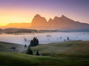 Alpe di Siusi van Fernando Salgado