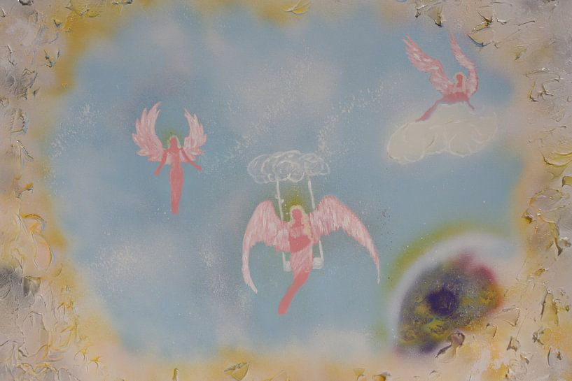 Angels van Toekie -Art
