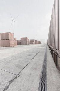 Identiteitsloze haven #2 van Maarten De Wispelaere
