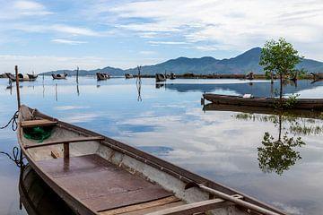 Lagune II von Nathalie Brugman
