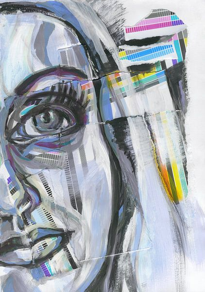 Kleur me in van ART Eva Maria