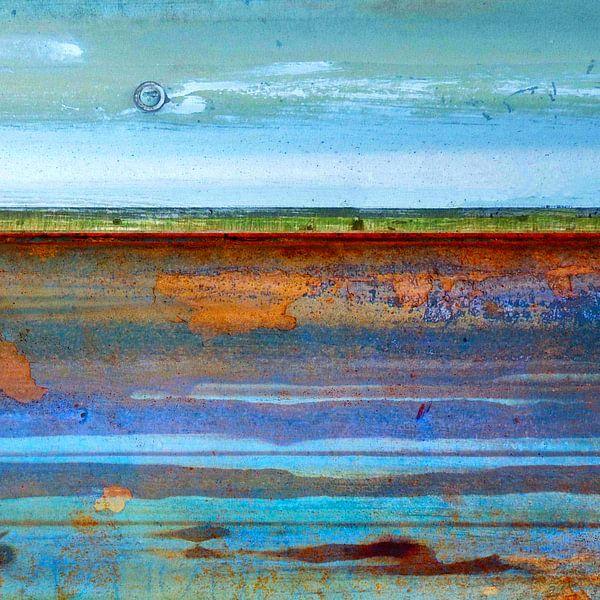 Terschelling Wattenmeer von Ger Veuger