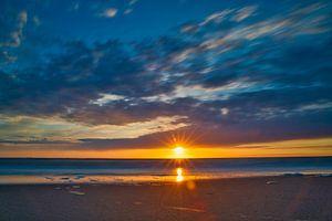 Sonnenuntergang Katwijk aan Zee