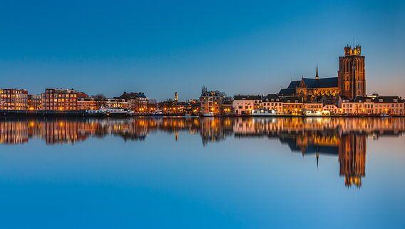Dordrecht in the blue hour