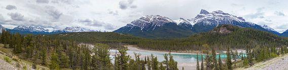 North Saskatchewan River van DuFrank Images