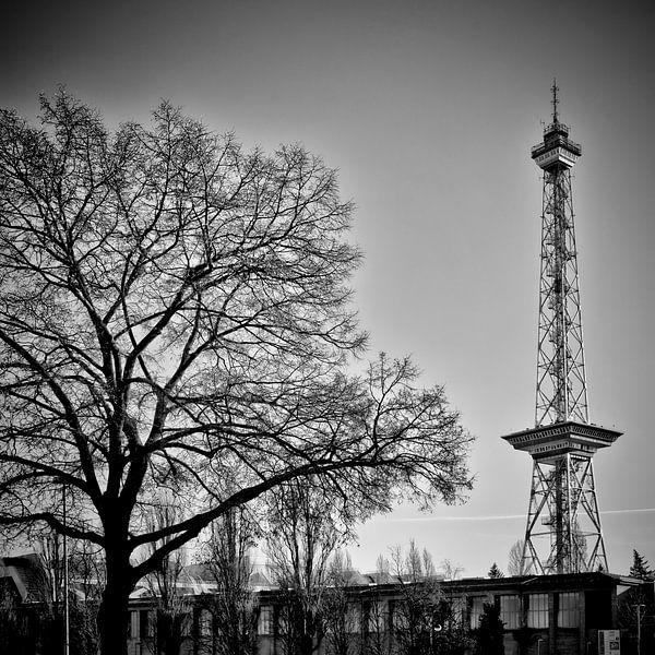 BERLIN Radiotower van Melanie Viola