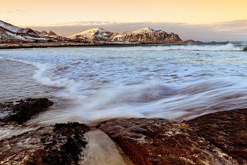 Cold water sur Wim van D