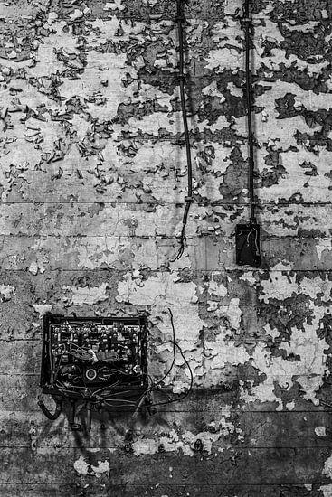 details verlaten fabriek urbex